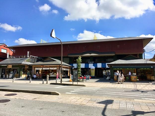 嵐山駅(京福)