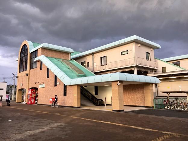 写真: 羽生駅