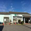 写真: 笠幡駅