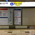 踊場駅 Odoriba Sta.