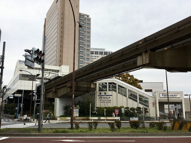 Photos: 天王洲アイル駅