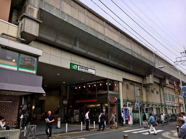 Photos: 武蔵中原駅