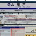 北坂戸駅 Kita-sakado Sta.