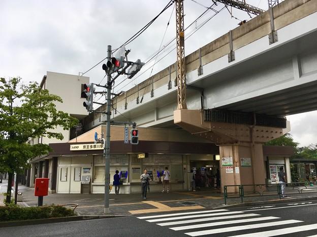 京王多摩川駅