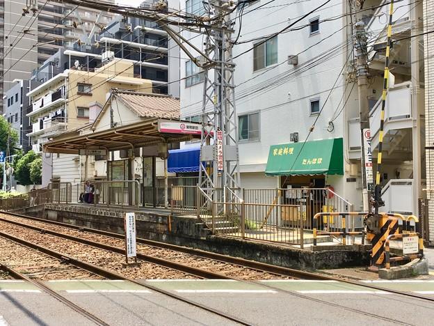 Photos: 巣鴨新田停留場