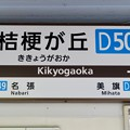 Photos: 桔梗が丘駅 Kikyogaoka Sta.