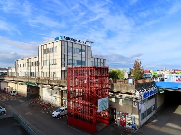 名古屋貨物ターミナル駅