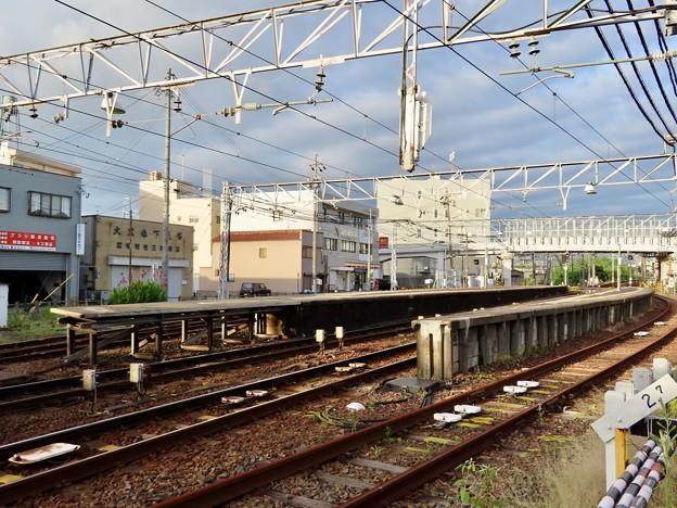 西枇杷島駅 ホーム