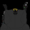 可変戦闘機 「オーロラン」専用 射出座席