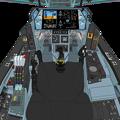 (防弾板付き)Block 03 可変戦闘機 VFH-10C オーロラン