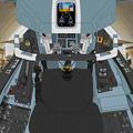 Block50(45改修)VFH-10Hオーロラン格納庫