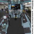 (空母いずも格納庫) VFH-10X Block03 オーロラン