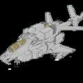 Photos: 固定翼形態 VFH-10G 複座オーロラン センサーポッド版