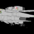 Photos: 〔クリーン状態 〕可変戦闘機 VFH-10B オーロラン