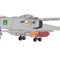 Photos: EO-DAS搭載 VFH-12スーパーオーロラン 固定翼手足排除