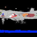 Photos: VF-12F スーパー・エアフォース・オーロランとオーロラ・スターリング