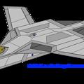 Photos: 「YX-10EX オーロラ」(防空軍)