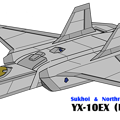 YX-10EX (F1) オーロラ(防空軍)