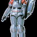 す宇宙機甲隊 女性指揮官用アーミング・ダブレット