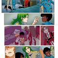 Photos: 【その3】ロボテック:リミックス第1巻追加原稿