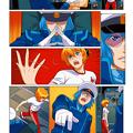 Photos: 【その 4】ロボテック:リミックス第1巻追加原稿