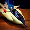 可変・軽戦闘機 VF-8A ローガン と『マリー・アンジェル』〔画像 B〕
