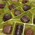 そろそろチョコレート。