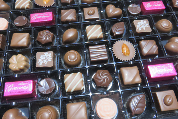 チョコっとたべたいな~。