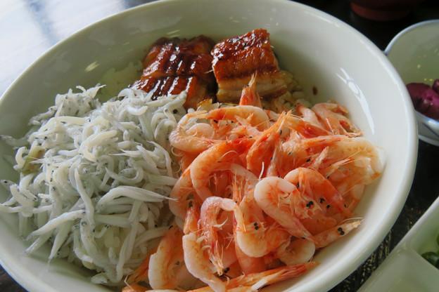 富士川丼。