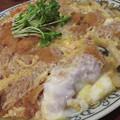 Photos: 煮カツ大皿。