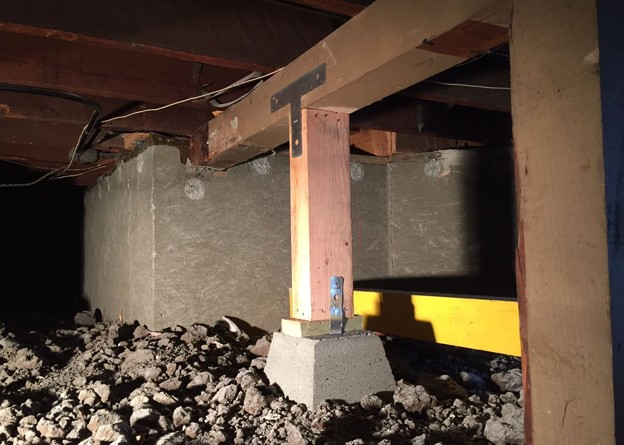 Earthquake Brace And Bolt Contractors