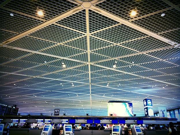 ceiling...