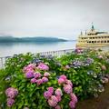 Photos: 8月の洞爺湖