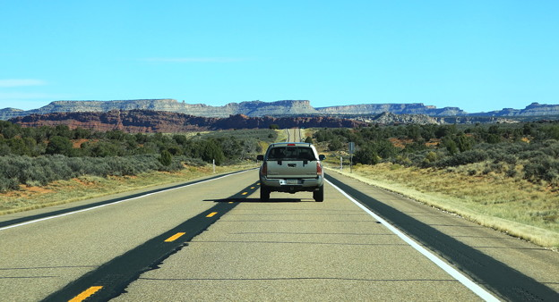 写真: Highway 89