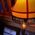 写真: Christmas Story lamp♪