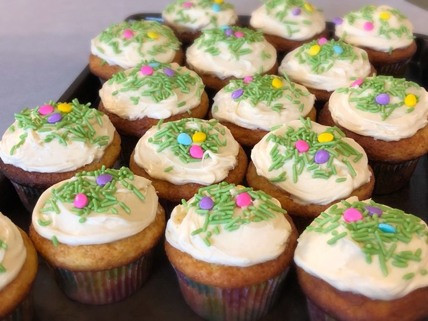 Easter cup cakes♪