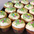 Photos: Easter cup cakes♪