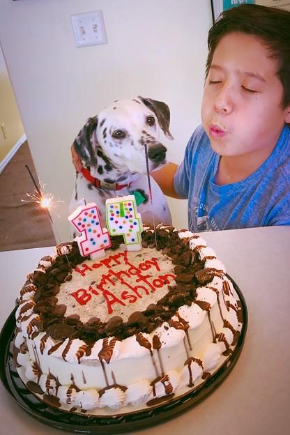 Birthday Boy♪