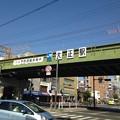 写真: 大正駅
