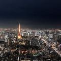 東京イルミネーション by iPhone