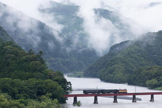 Photos: 大井川鐵道 抜里~川根温泉笹間渡