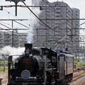 写真: JR東海道本線(琵琶湖線)彦根