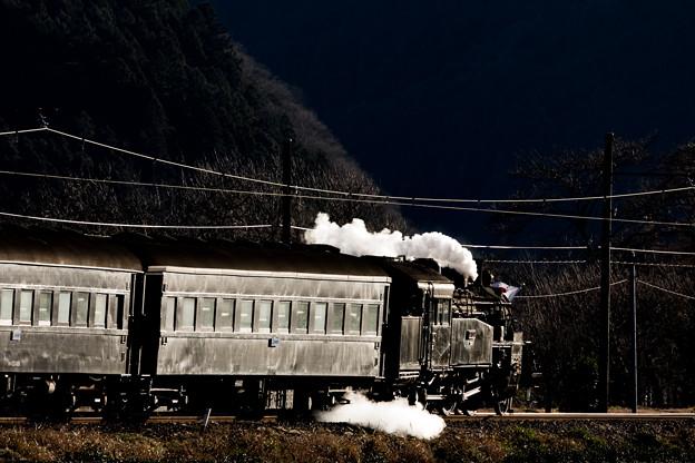 大井川鐵道 抜里~家山