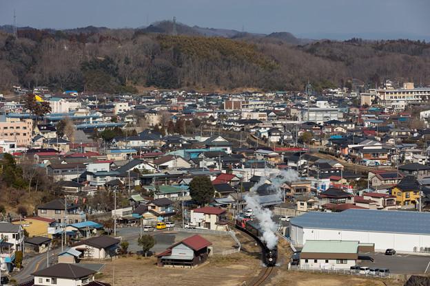 真岡鐵道 茂木~天矢場