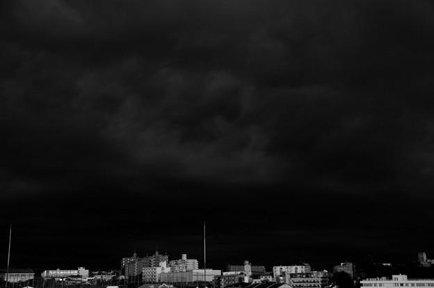 写真: 夕闇3