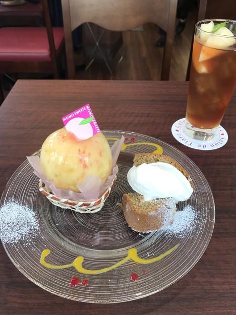 解散後 松江で食べたスイーツ