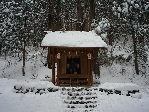Photos: 山神さま