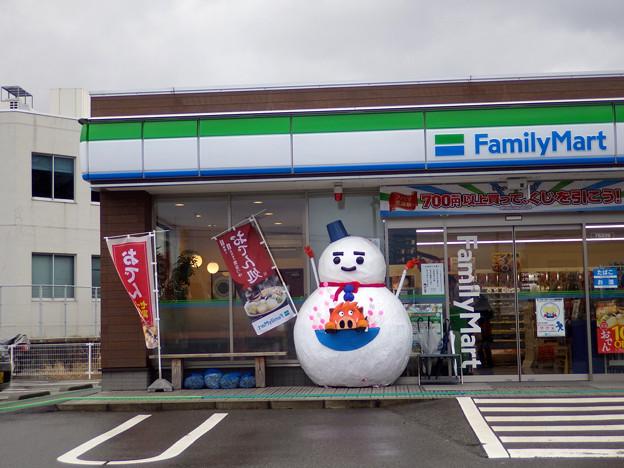Photos: 雪だるま