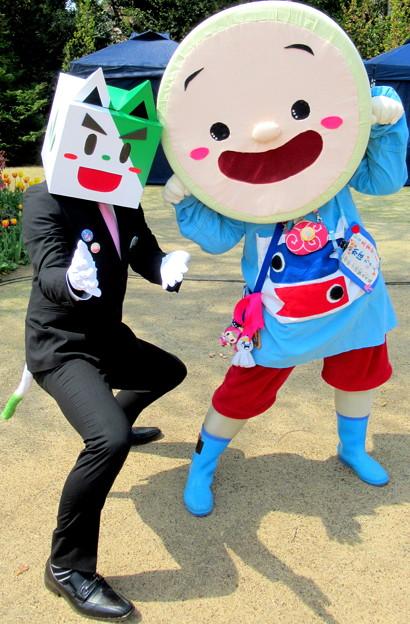 笹郎 と ごかぼちゃん