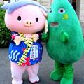 Photos: あゆコロちゃん と ヤマトン